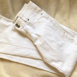 Paige White Denim Jeans